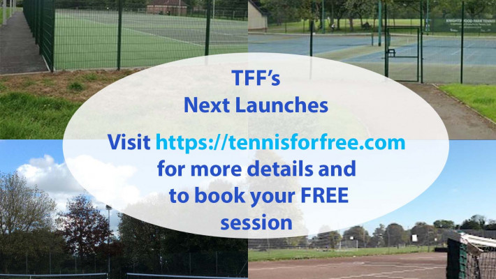 TFF's upcoming launches