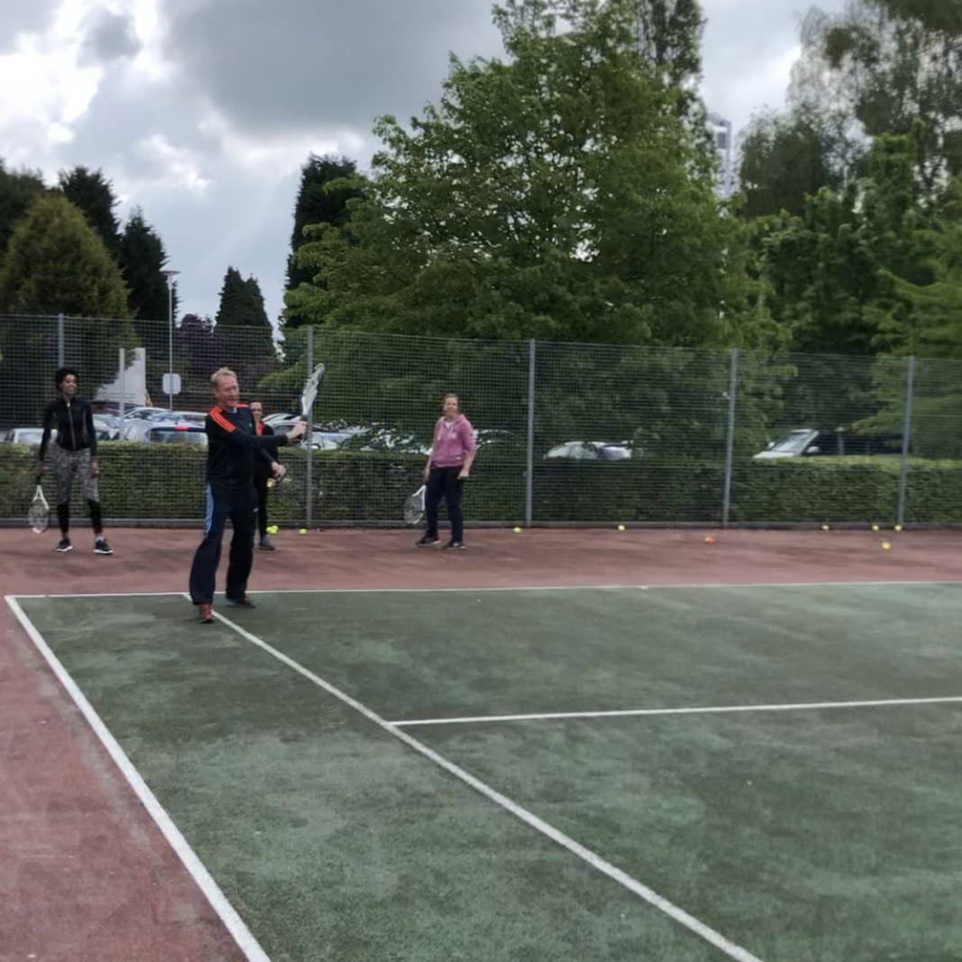 Mere Green Tennis Courts